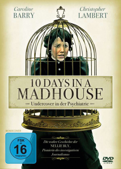 10 Days in a Madhouse. DVD.
