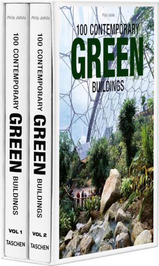 100 Contemporary Green Buildings. 2 Bde.