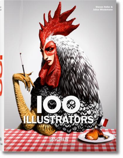 100 Illustrators.