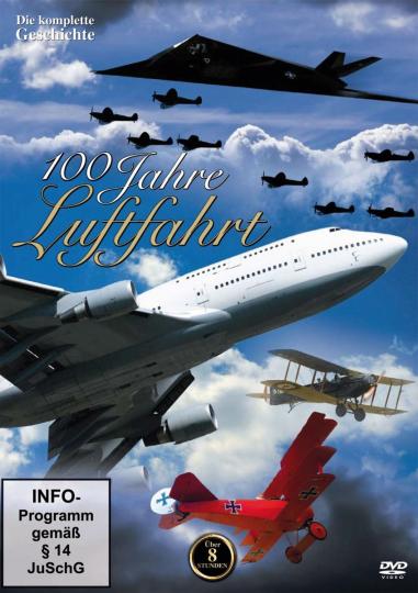 100 Jahre Luftfahrt 2 DVDs