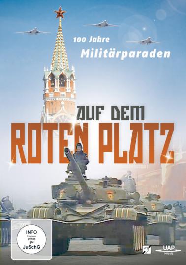 100 Jahre Militärparaden auf dem Roten Platz DVD
