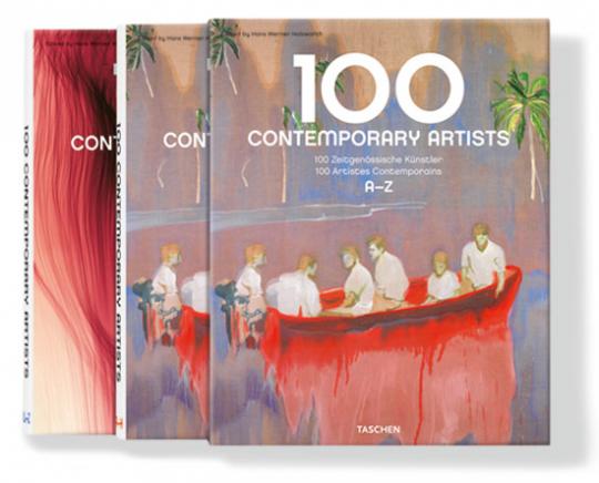 100 Zeitgenössische Künstler. 2 Bd.