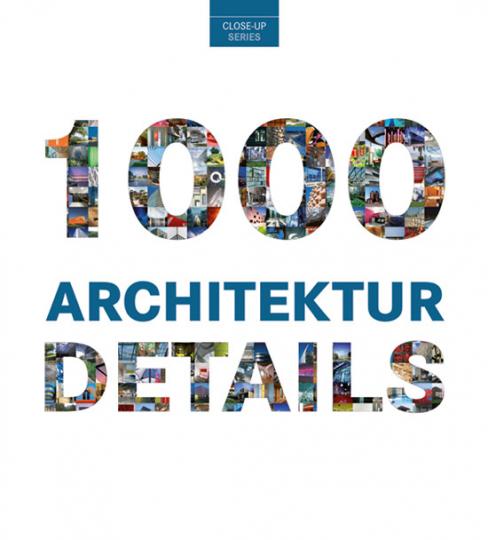 1000 Architektur Details. Close up.