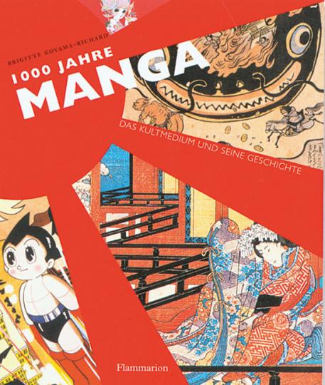 1000 Jahre Manga.