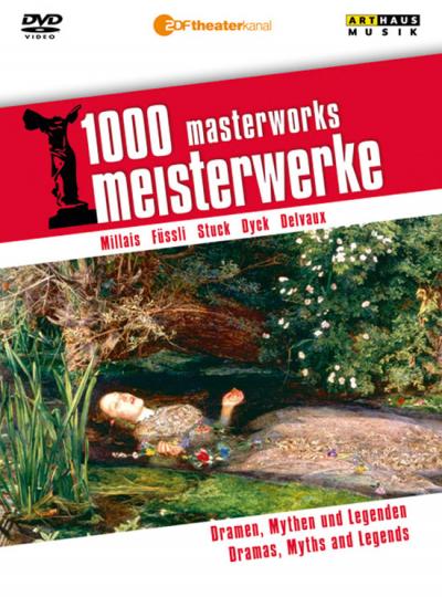 1000 Meisterwerke Dramen,Mythen und Legenden.