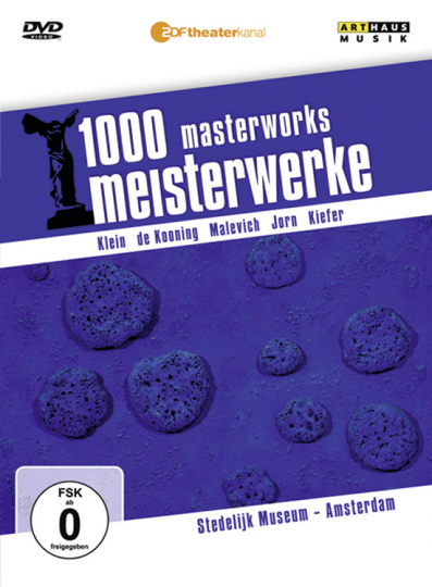 1000 Meisterwerke. Stedelijk Museum Amsterdam. DVD.