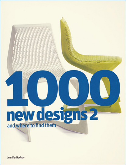 1000 New Designs 2 and Where to Find Them.