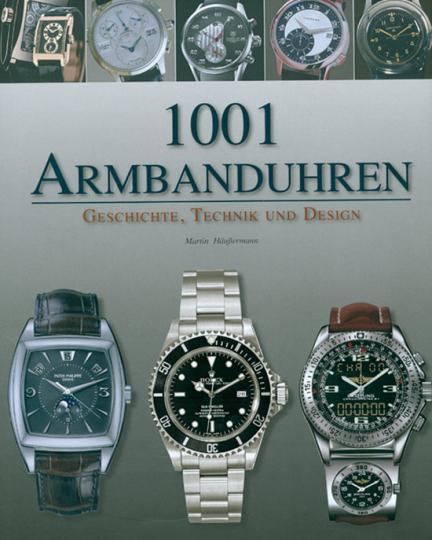1001 Armbanduhren.