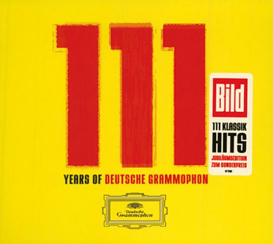 111 Years of Deutsche Grammophon.