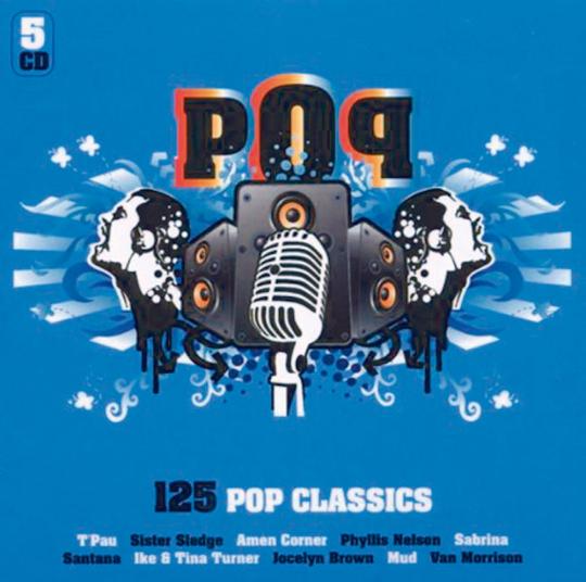 125 Pop Classics 5 CDs