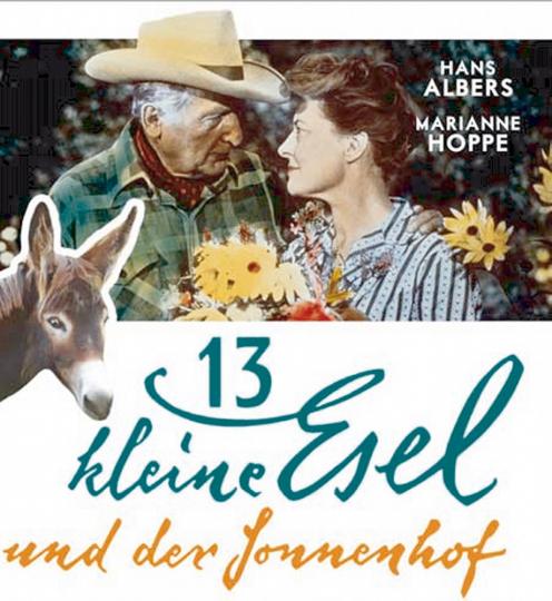 13 kleine Esel und der Sonnenhof 2 DVDs
