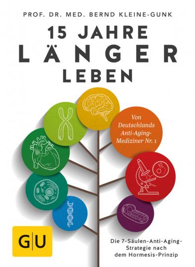 15 Jahre länger leben. Die 7-Säulen-Anti-Aging-Strategie nach dem Hormesis-Prinzip.