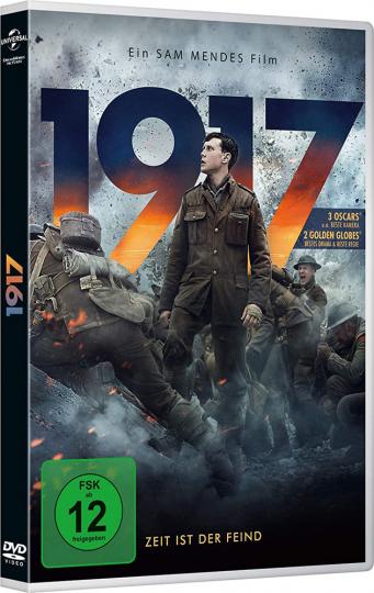 1917. DVD.