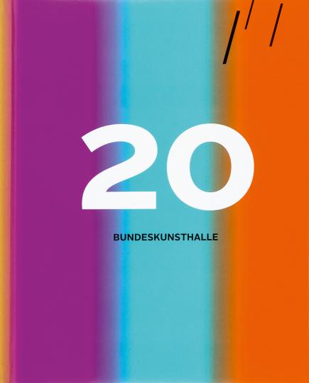 20 Jahre Kunst- und Ausstellungshalle der Bundesrepublik Deutschland - Bundeskunsthalle 1992-2012.