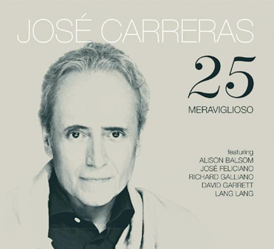 25 Meraviglioso CD