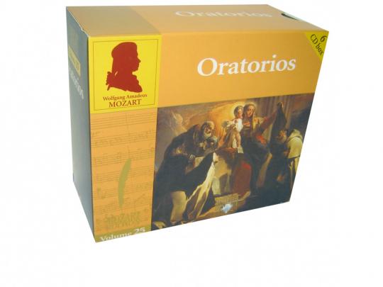 25 Oratorien 6 CDs