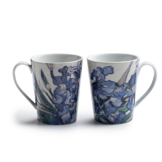 2er-Set Teebecher Vincent van Gogh »Iris«.