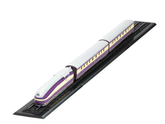 Henschel-Wegmann-Zug. Modell 1:220.