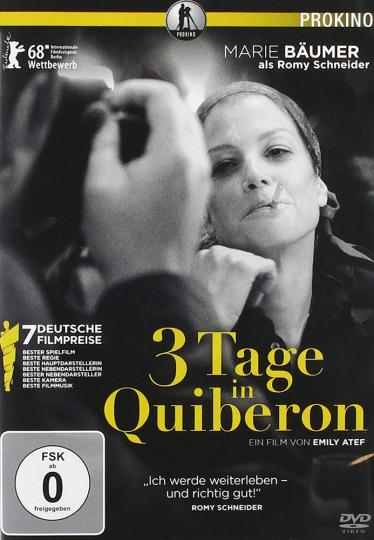 3 Tage in Quiberon. DVD.