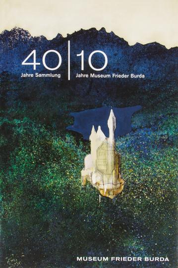 40|10. 40 Jahre Sammlung - 10 Jahre Museum Frieder Burda.