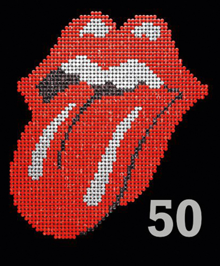 50 Jahre »The Rolling Stones«.