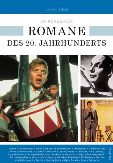 50 Klassiker. Romane des 20. Jahrhunderts.