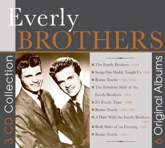 6 Original Albums 3 CDs