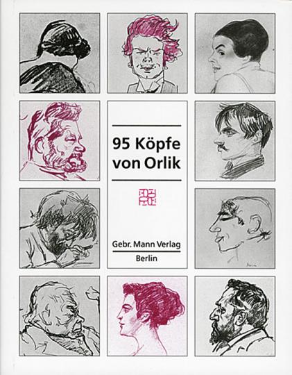 95 Köpfe von Orlik / Neue 95 Köpfe von Orlik