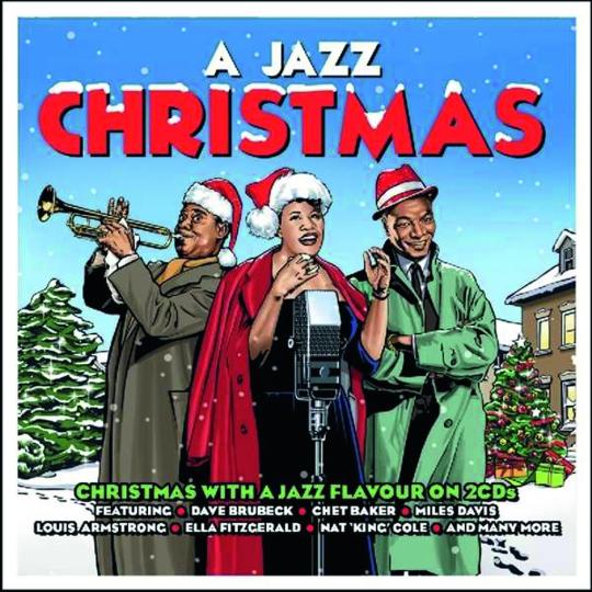 A Jazz Christmas. 2 CDs.
