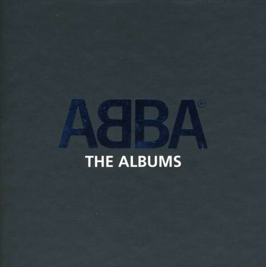 Abba. The Albums. 9 CDs.