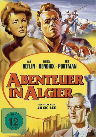 Abenteuer in Algier. DVD.