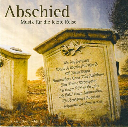 Abschied - Musik für die letzte Reise CD