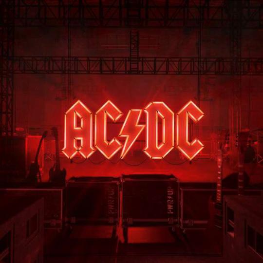 AC/DC. Power Up. CD.