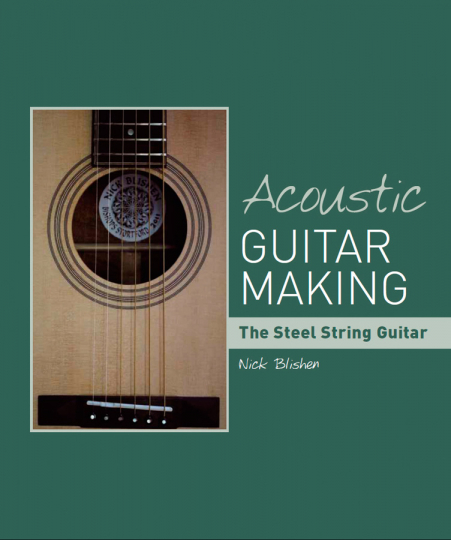 Acoustic Guitar Making. The Steel String Guitar.