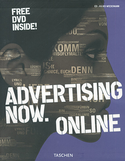 Advertising Now. Online. Buch + DVD.