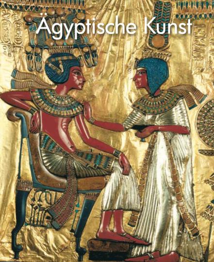 Ägyptische Kunst. Visuelle Enzyklopädie.