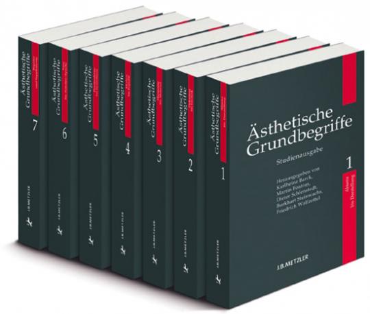 Ästhetische Grundbegriffe. Historisches Wörterbuch in sieben Bänden.