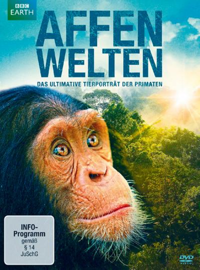 Affenwelten DVD