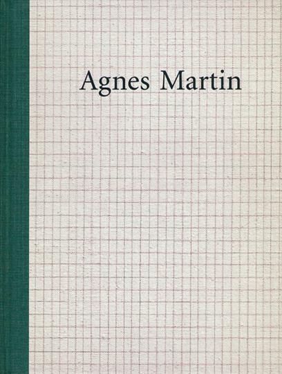 Agnes Martin.