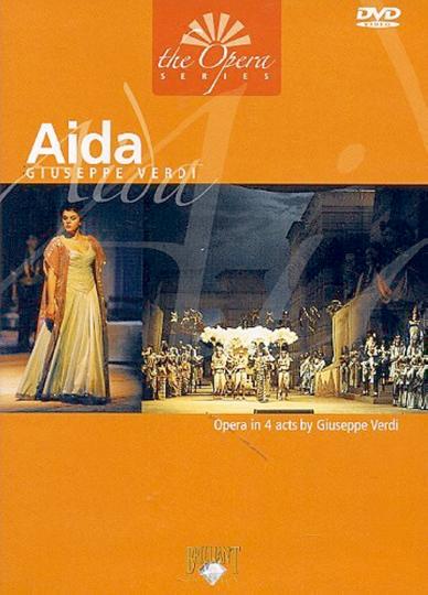 Aida DVD