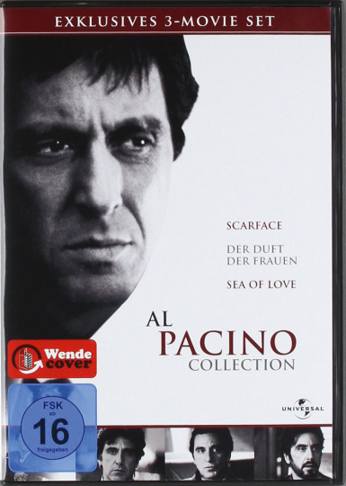 Al Pacino Collection 3 DVDs