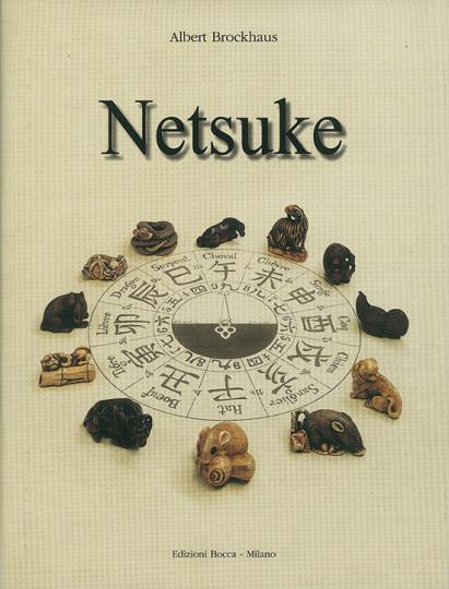 Albert Brockhaus - Netsuke