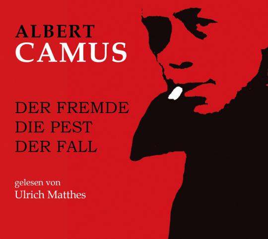 Albert Camus. Die Pest. Der Fall. Der Fremde. Hörbuch. 1 mp3-CD.