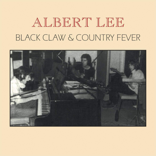 Albert Lee. Black Claw & Country Fever. CD.