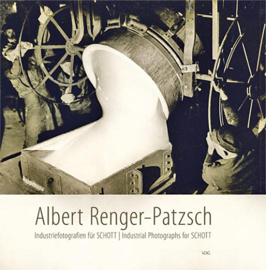 Albert Renger-Patzsch - Industriefotografien für SCHOTT.