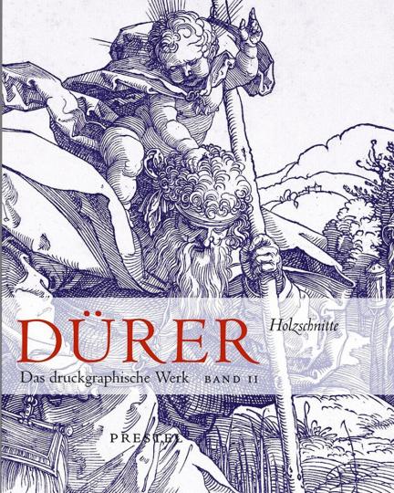 Albrecht Dürer. Das druckgraphische Werk. Holzschnitte und Holzschnittfolgen.