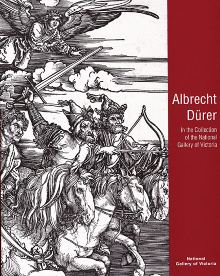 Albrecht Dürer. In the Collection of the National Gallery of Victoria.