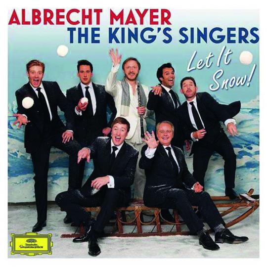 Albrecht Mayer & The King's Singers. Let it snow! CD.