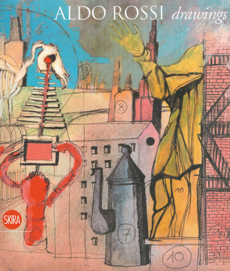 Aldo Rossi Drawings. Zeichnungen.