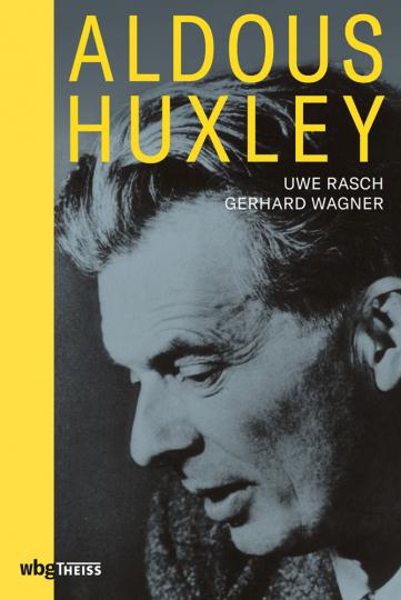 Aldous Huxley. Biografie.